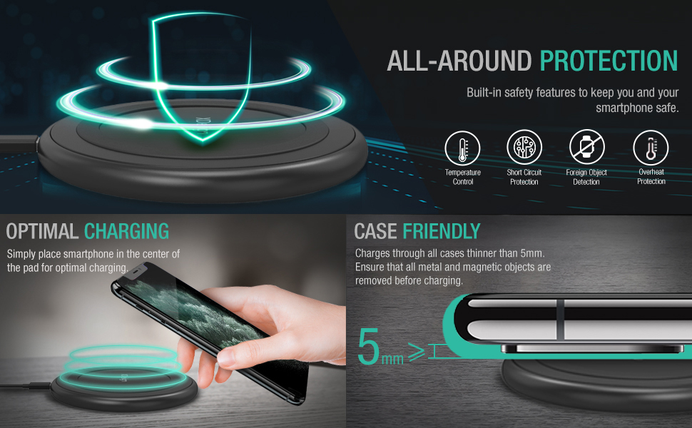 Wireless Charger for phone