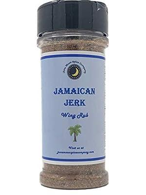 Jamaican Jerk Wing Seasoning