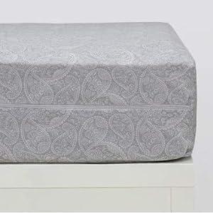 Funda colchón Estampada Cashmere Gris