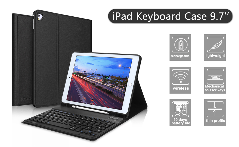 ipad 9.7 inch keyboard case