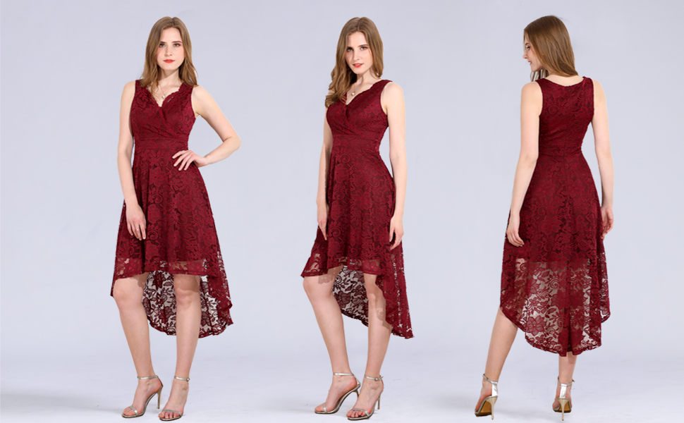 Vinvv Lace Cocktail Dress