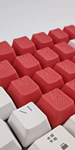 Rubber Keycaps