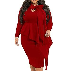 plus size tea party dress