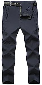 Men's Outdoor Quick Dry Hiking Pants