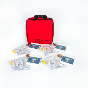AED trainer 4 pack