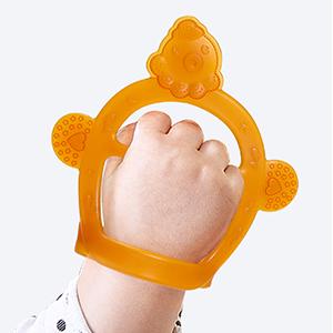 infant biting toys