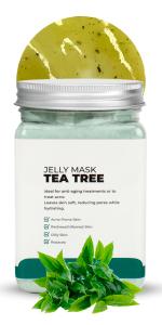 Tea Tree Lavander Jelly mask hydro jellymask