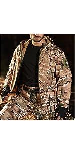 tactical jacket