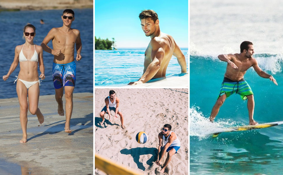 heren Boardshorts