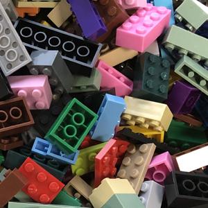 LEGO building blocks Brick Loot