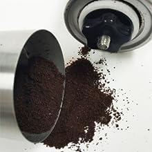 Ceramic coffee grinder