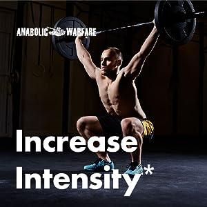 Increase Intensity
