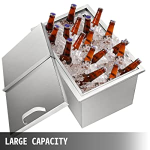 drop in ice chest