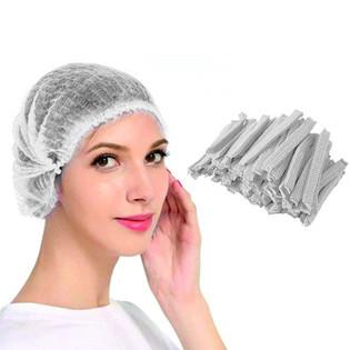 Disposable Nonwoven Bouffant Caps