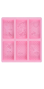 Bee Soap Molds