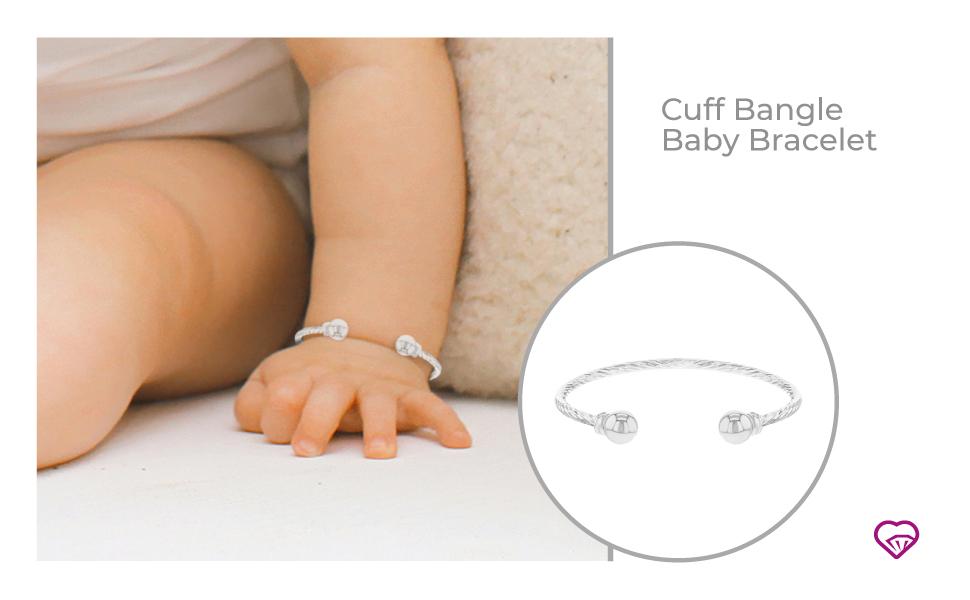 Baby Bracelet Glisten