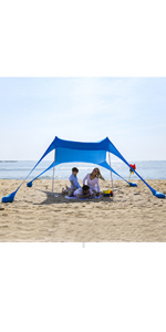 beach canopy Neso Tents cool cabanas sun shade beach canopy sun canopy sunshade beach sun shade Neso