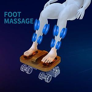 massage chair foot massage foot roller blood circle health air bag