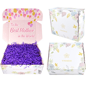 Gift ready package box