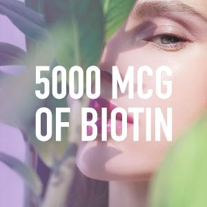 Sports Research Biotin 5000mcg