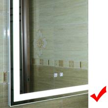 bathroom mirror wall mounted