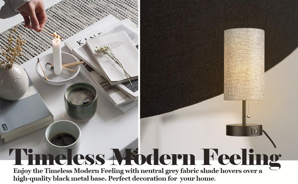 Timeless Modern Feeling