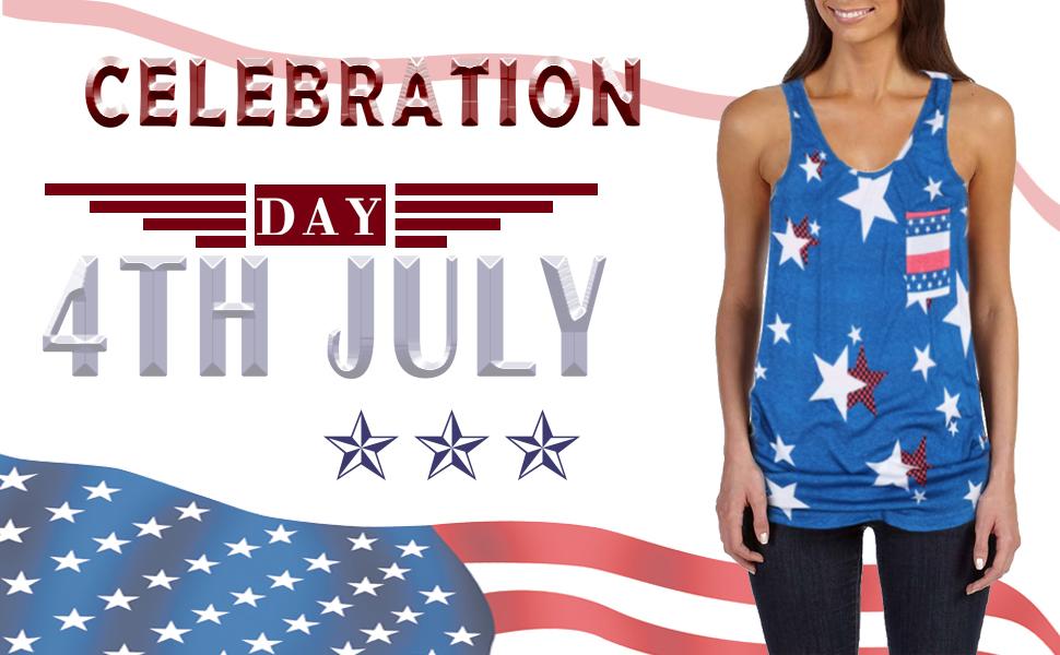 Celebration 4th July
