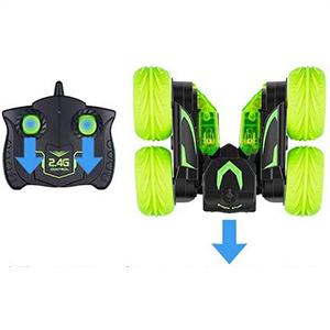rc car an kid r cars rc. for boys stunt kids 4wd remote control toy 2.4 g transform mini flip