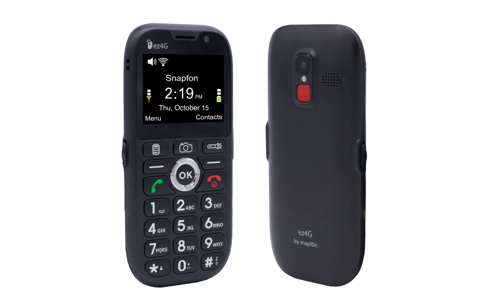 ez-4g, senior cellphone, easy phone, easy mobile, 5G, mobile, phone, telephone, snapfon-phone, 4G
