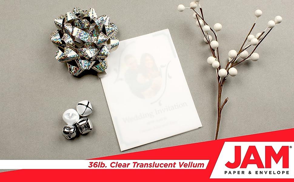 36lb translucent vellum