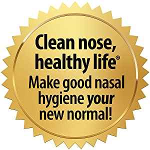 clean nose, healthy life