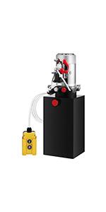 6 Quart Hydraulic Pump