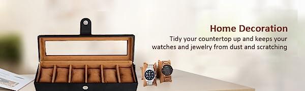 6 watch box case