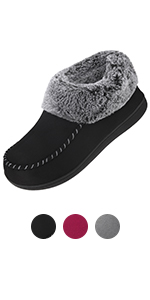 moccasin boots women