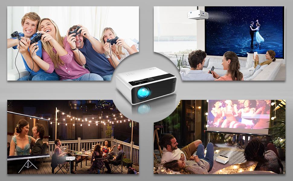CiBest projector