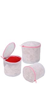 LEARJA Laundry Bag for Bras B07YDGVR6B