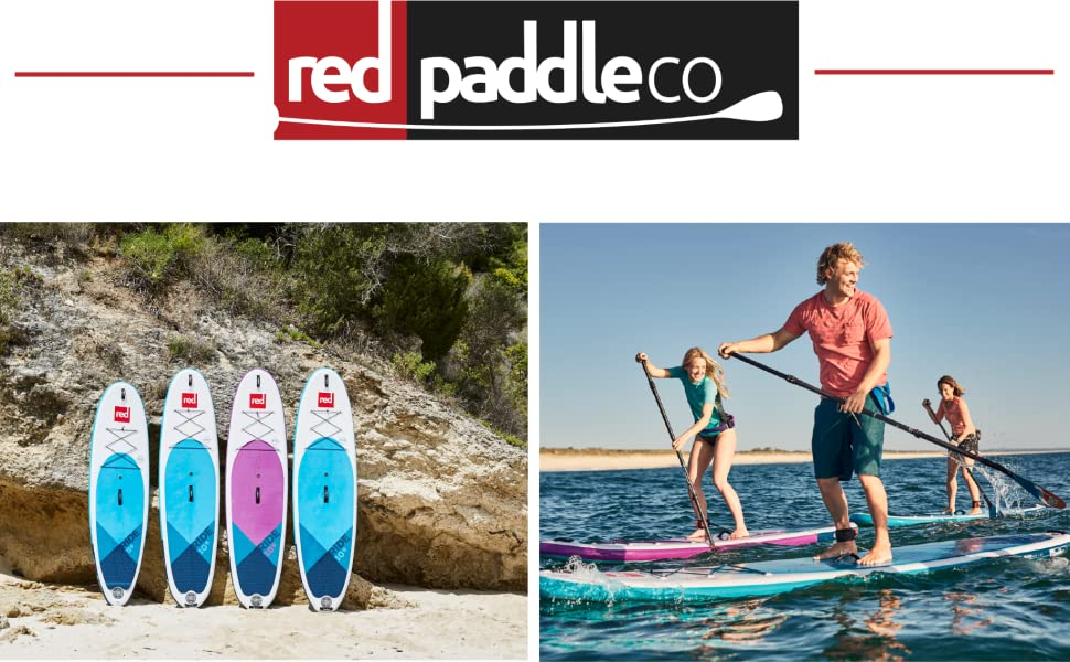 Red Paddle Co Ride