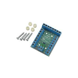 V2x13 Stromverteiler Verteiler Platine 8a Belastbar Modellbau Gleich Und Wechselstrom Baumarkt