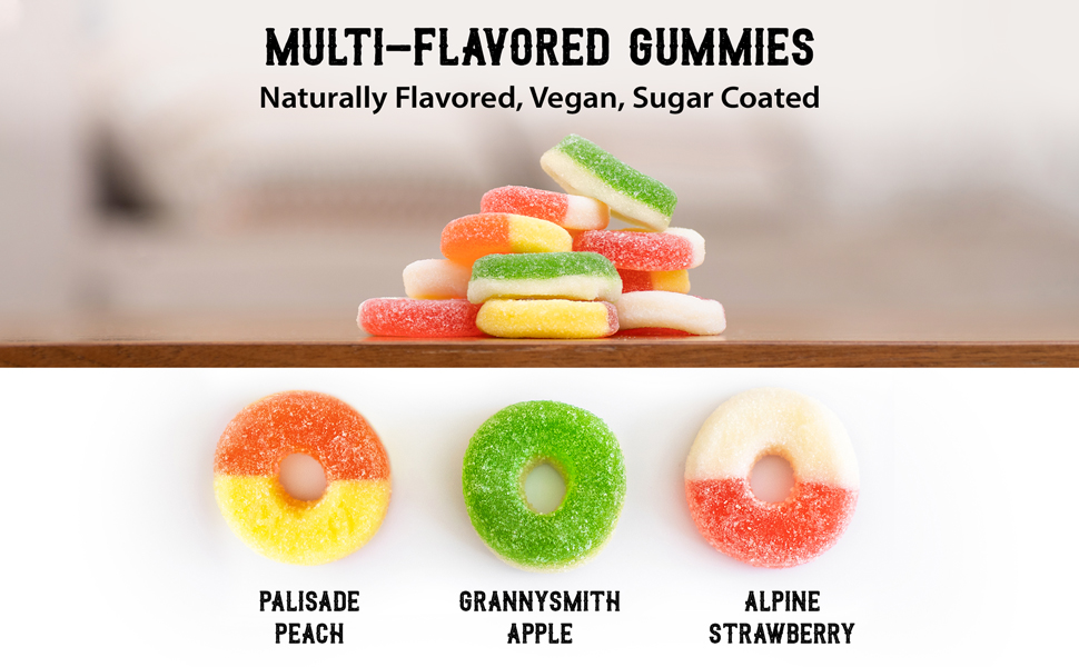gummies hemp oil gummy vegan organic