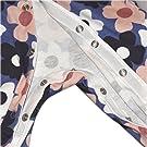Toddler Girls' 3-Pack Snug Fit Footless Cotton Pajamas
