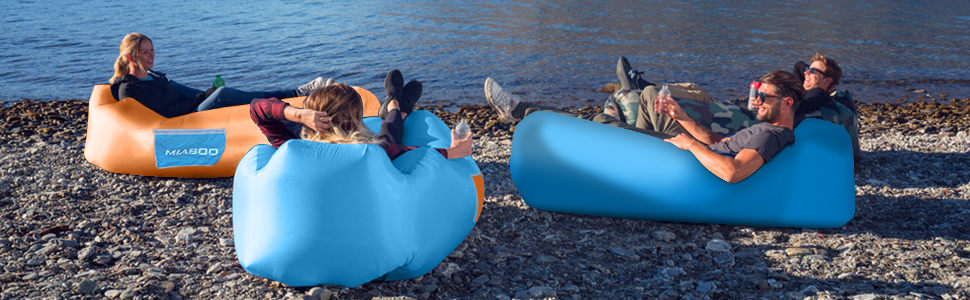 The Only Inflatable Air Lounger Worth Your Time