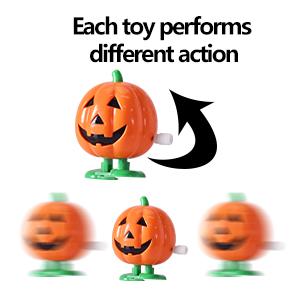 Halloween assorted toys