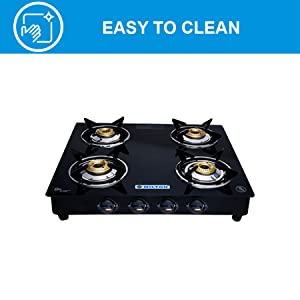 4 burners gas stove with glass top; 4 stove gas burners; gas stove with 4 burners; 4 burner gas
