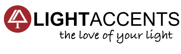 Lightaccents Logo the love of your light
