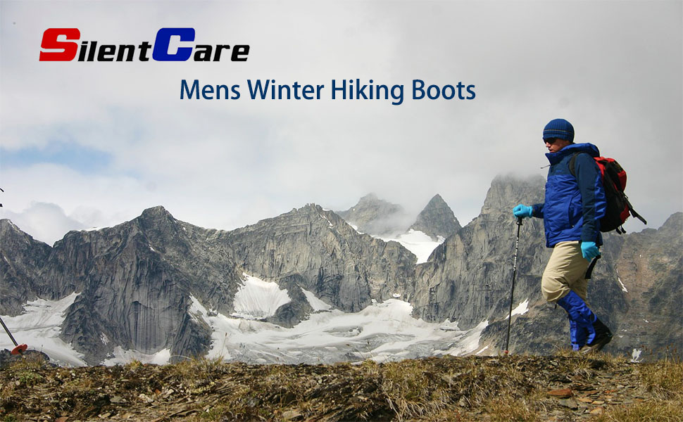 mens winter hiking boots