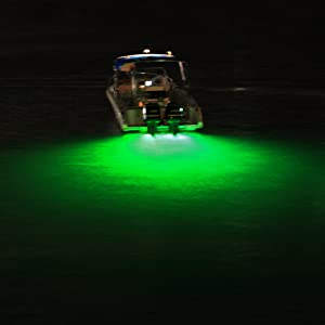 Underwater Fish Finder Lamp