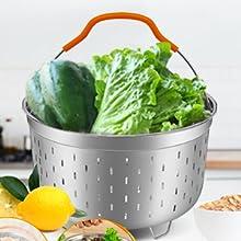 instant pot steamer basket