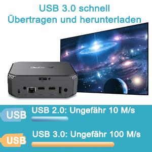 mini pc usb3.0