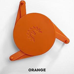 orange coffee mug organizers storage mugs pantry organization organizer kitchen cabinets cup