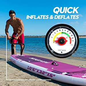 quick inflates